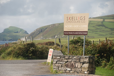 Skelligs Chocolate Company. From Driving Ireland's Ring of Kerry: Take a Detour