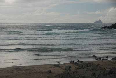 Surfers at St. Finian's Bay. From Driving Ireland's Ring of Kerry: Take a Detour