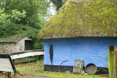 Cashen Fisherman's House, Bunratty Folk Park
