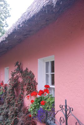 Golden Vale house, Bunratty Folk Park