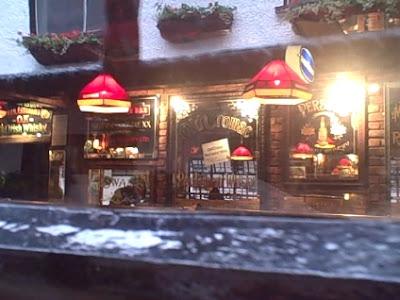 Pub window, Belfast