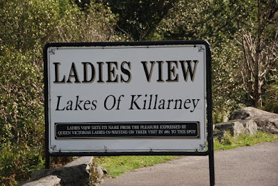 Ladies View, CO Kerry, Ireland