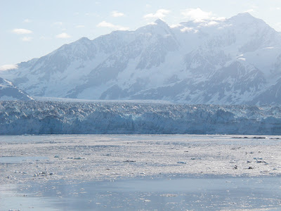 The Hubbard Glacier. From Ten Best Reasons to Take a Cruise