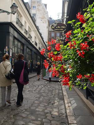 Paris Street - Latin quarter