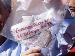 estamos bien, 33 mineros chilenos