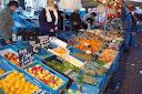 frutas mercado Leiden