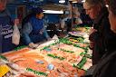 pescado mercado Leiden