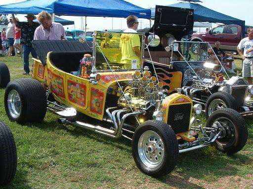 Gumball Machine T-Bucket