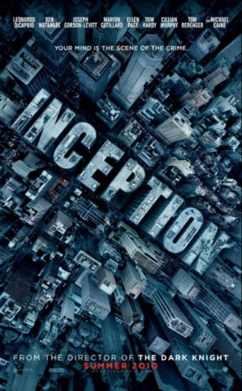 inception ver2 Inception   Posters e Trailer.