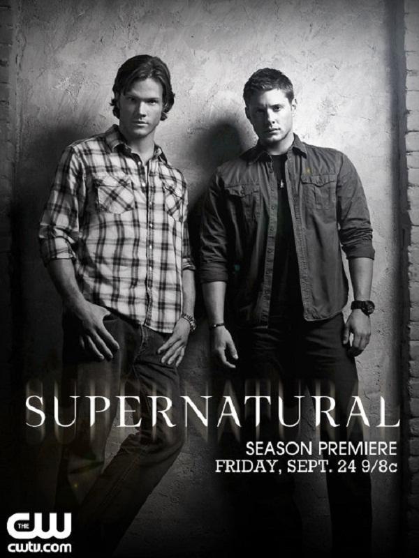 "36486 440894687322 9991232322 5857577 3143453 n ""Supernatural"", 6ª Temporada – Poster, Fotos e Promos."