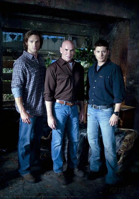 """spnS6 7 """"Supernatural"""", 6ª Temporada – Poster, Fotos e Promos."""