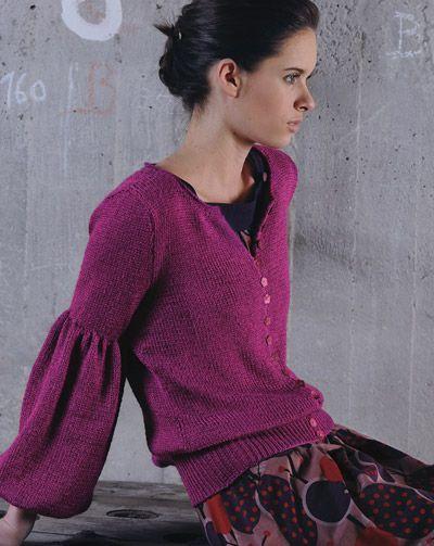 时尚毛衣 - 阿明的手工坊 - 千针万线