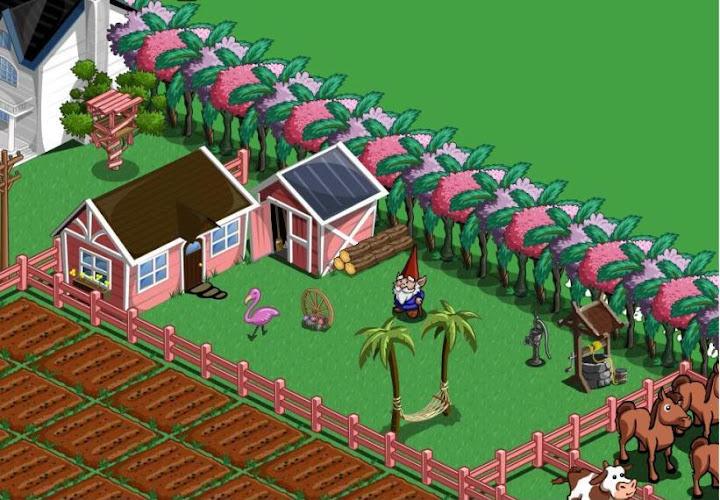 Hamak - Farmville