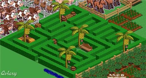Labirent - Farmville