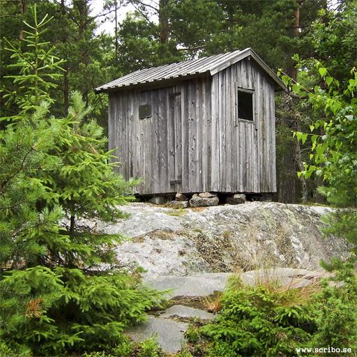 August Strindbergs diktarstuga på Kymmendö