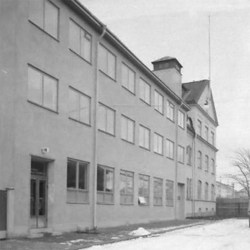 Upsala Sidenväveri AB, Suttungs gränd 1941