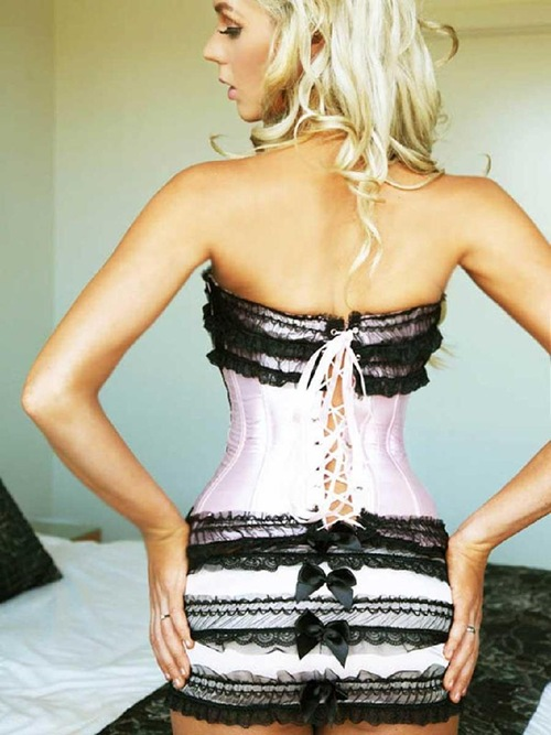Sexy_underwear_offer_lace_up_corset_bustier_top_with_mini_skirt_boning-A069_328