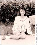 Photo: Bonnie Faye Todd Crystal Todd's yearbook photo