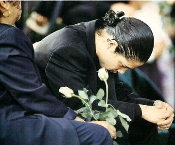Selena Husband Chris Perez Funeral