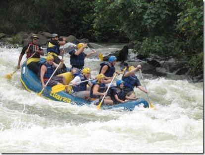 Rafting no Ribeirão das Lages 2