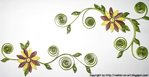Quilling-Patterns
