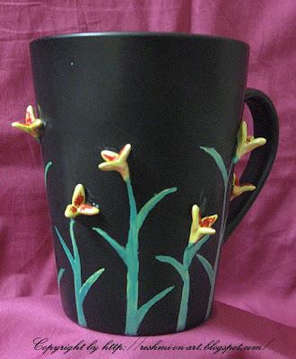 Cup-Ceramic-work