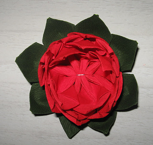Duplex-paper-Red-Lotus