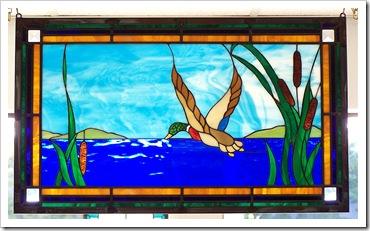 duck window