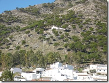 Small church above Mijas
