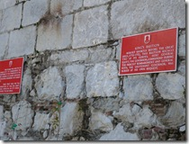 notice of King's bastion
