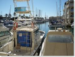 good view of marina