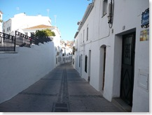 another quiet street mijas