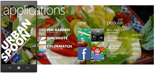 Windows Phone 7 Applications