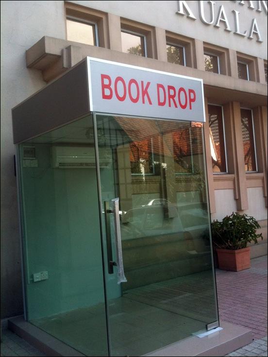 Book Drop?