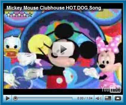 Tune in tuesday mickey mouse clubhouse hot dog song