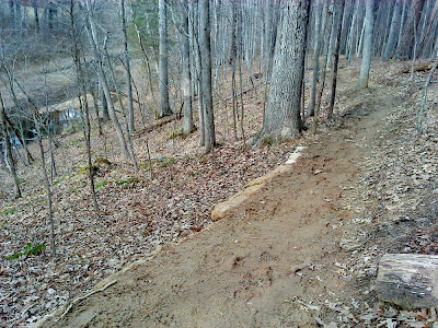 portion of the Loblolly Trail at Umstead