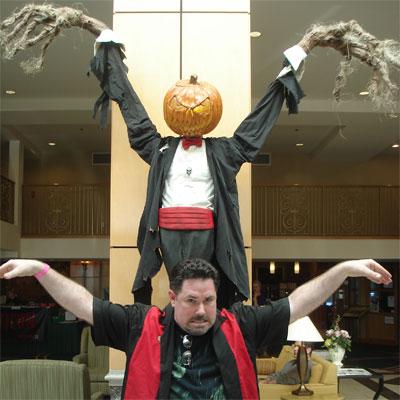 scarecrow joe