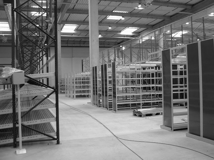 Rayonnage l ger mdr solutions de stockage for Alterburo catalogue