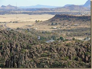 Fort Davis View