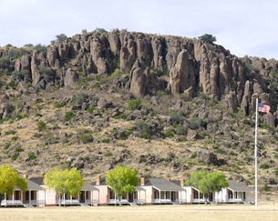 Fort Davis NP