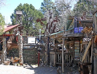 Tinkertown Exterior