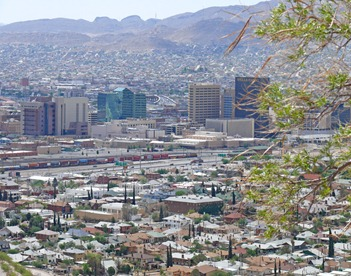 El Paso Overlook