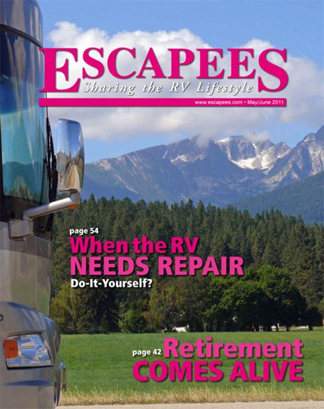 Escapees Cover
