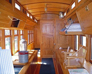 Railcar Interior