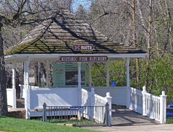 Hatchery Entrance