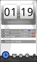 Screenshot of GEO Alarm Clock & GeoAlerts
