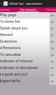 Seduce during an appointment - screenshot