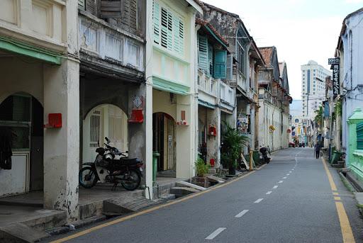 Улицы Джорожтауна, Пинанг