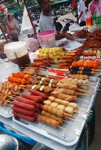 Фаст-фуд по тайски