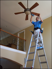 fan cleaning
